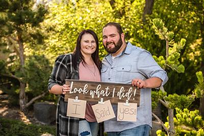 Trayton and Lee Engagement