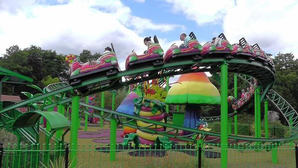 ACE UK - Paultons Park
