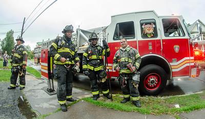Structure Fire - 185 Barker St, Hartford, CT - 7/22/18