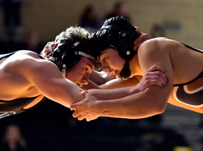 Photos: Mead vs Mountain Range Wrestling Meet