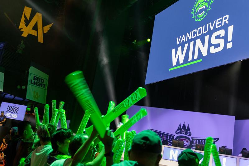 Vancouver Titans Overwatch