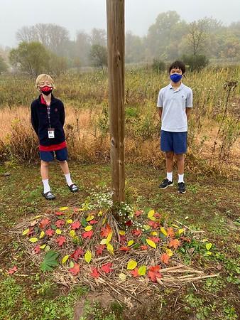 Environmental Sculpture - Art Class