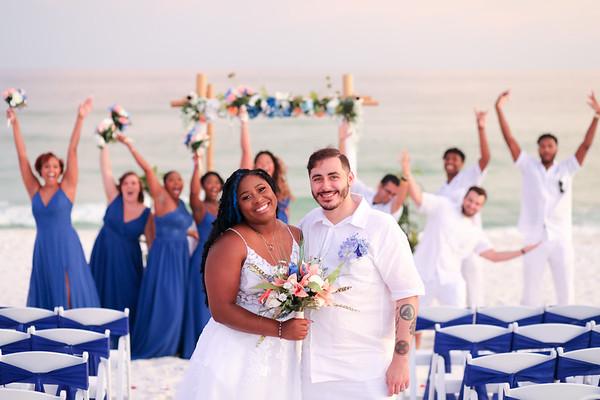 Tropical Wedding 10/3/20