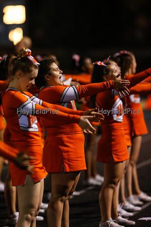 Cheerleaders Falls Church 11/1/13