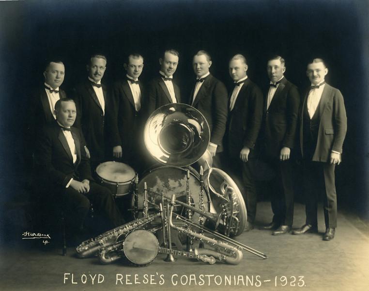 Floyd Reese's Coastonians - 1923.jpg