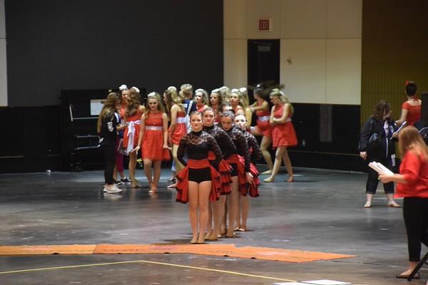 April 2-3  Nationals Dance Officers