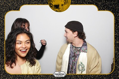 gilded: nye at the theatre at ace hotel