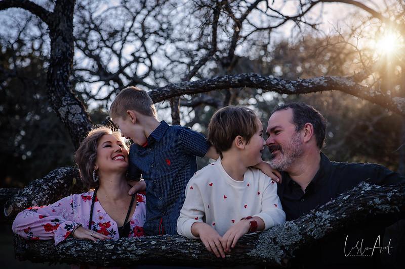 Tillerson Family 2.01.2020