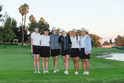 2018 DBHS Girls Golf vs Upland