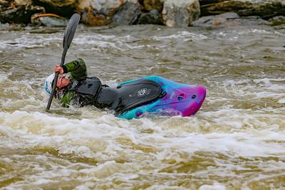 Holtwood Kayak Rodeo - 11/7/15
