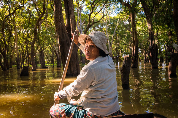 The Flooded Forest, Kampong Phluk
