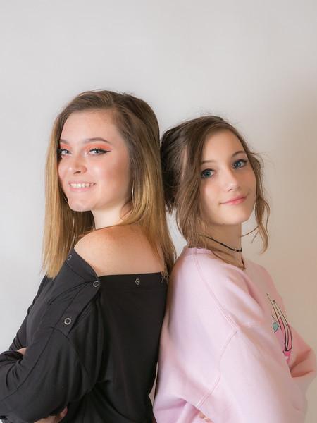 Hailey & Jenna