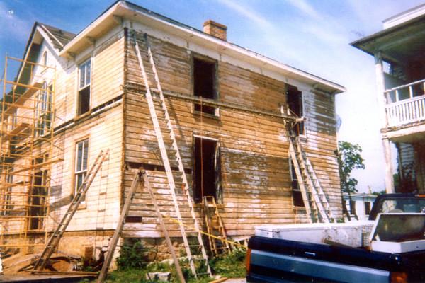 Roller House Renovation Slide Show