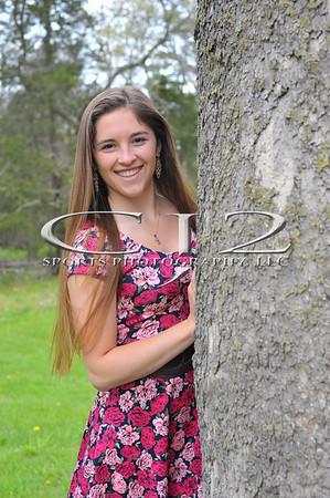 2014 Corinne Senior Photos