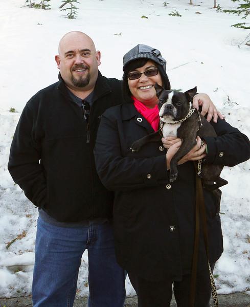 Craig, Phyllis and Philo