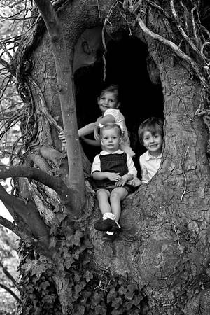 Violet, Bertie & Poppy