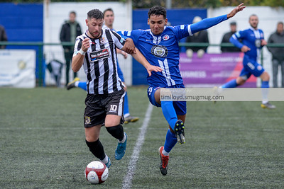 Sutton Coldfield Town FC 2 v 1 Stafford Rangers FC