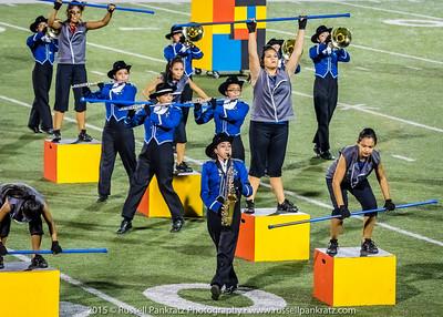9/26/2015 Ann Richards School Marching Band - BOA Austin