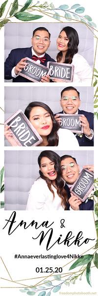 Anna & Nikko's Wedding 01.25.20