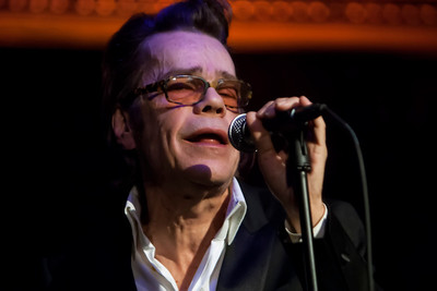 Buster Poindexter-Cutting Room NYC April 16 2013