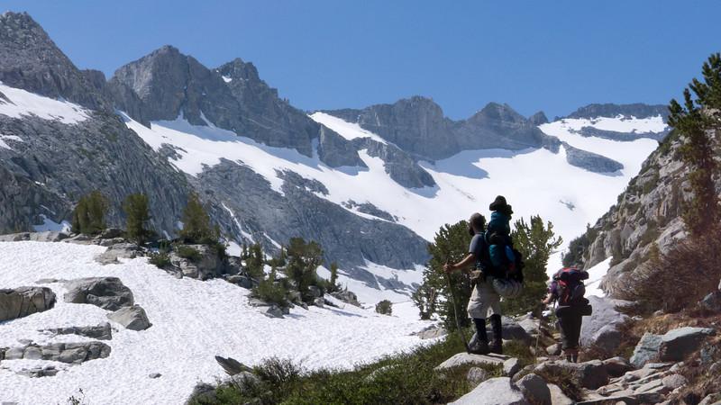 John Muir Trail 2011
