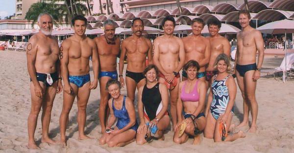 46th Castle Swim 11-28-1999