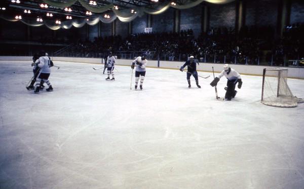 Men's Ice Hockey Across the 1980s