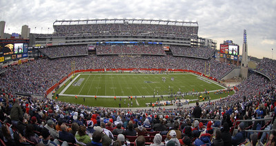 Patriots vs Houston, 12-17-06