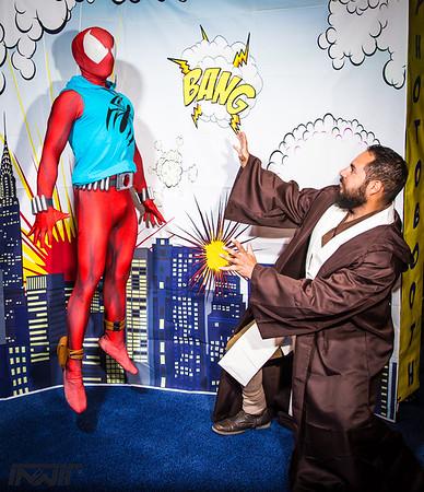 Web Shooters Santa Fe Comic Con 2018