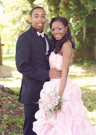 *Prom* Diamin & Christopher