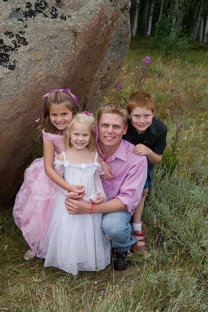 Houseman Family 8/13/09
