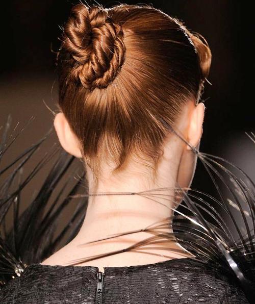 Những kiểu tóc đẹp cho năm mới 2014 1
