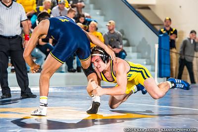 Michigan Intrasquad 11-1-15