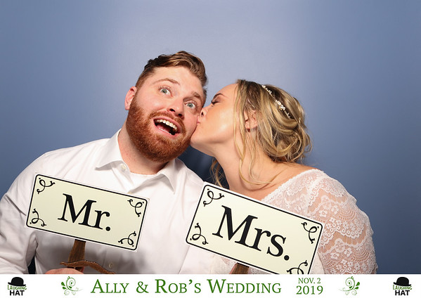 Ally & Rob's Wedding