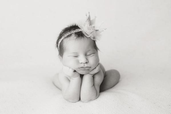 Ivy Adeline Newborn session