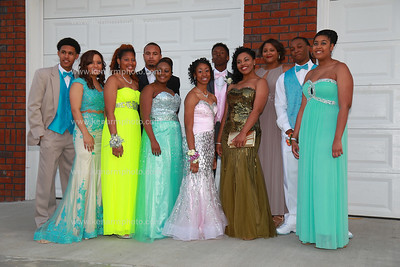ECHS 2015 prom night