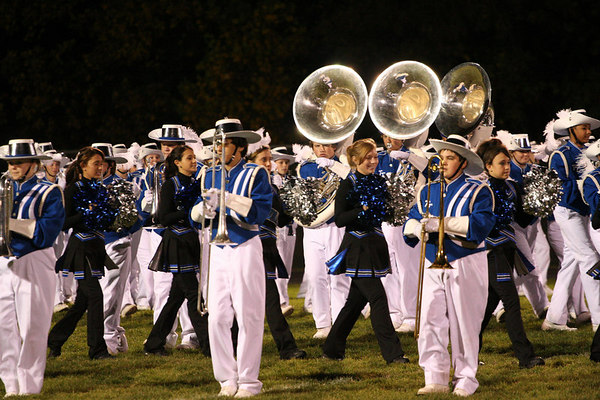 Truman High School TNT Marching Band