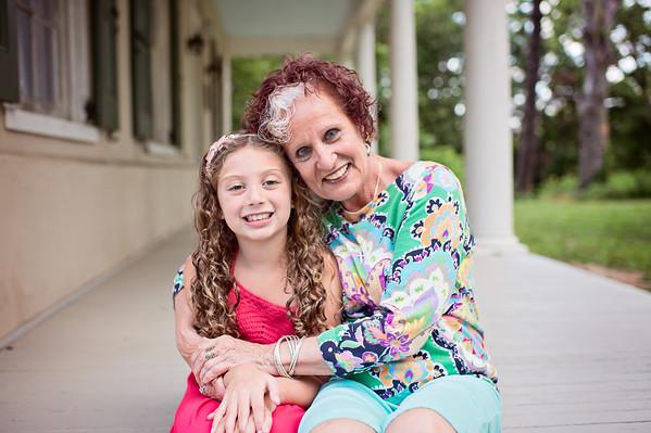Grandmom and Grandkids