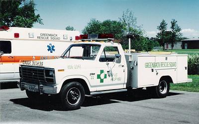 Greenback Rescue Squad