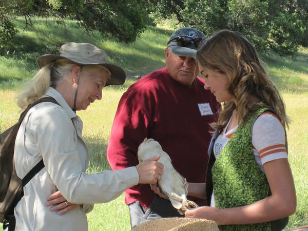 3rd Annual Guided Hike with Santa Margarita School's Oak Ambassadors