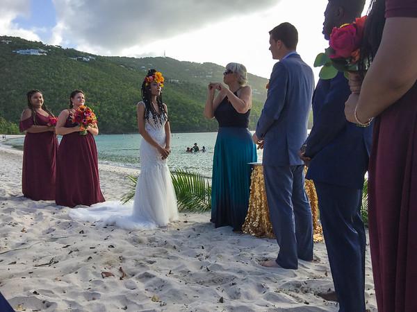 Austin/Bianca Wedding Events, July 2019