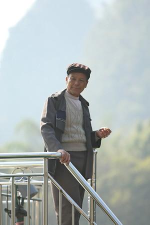 Guilin Li River Cruise 0911