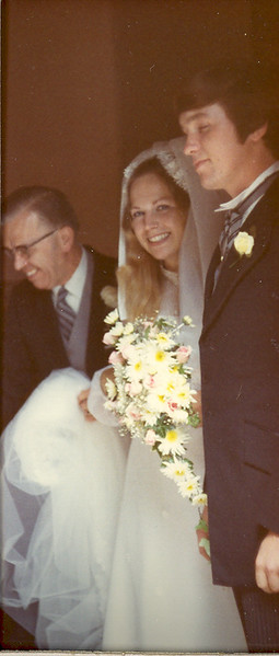 Sue and Dan Wedding