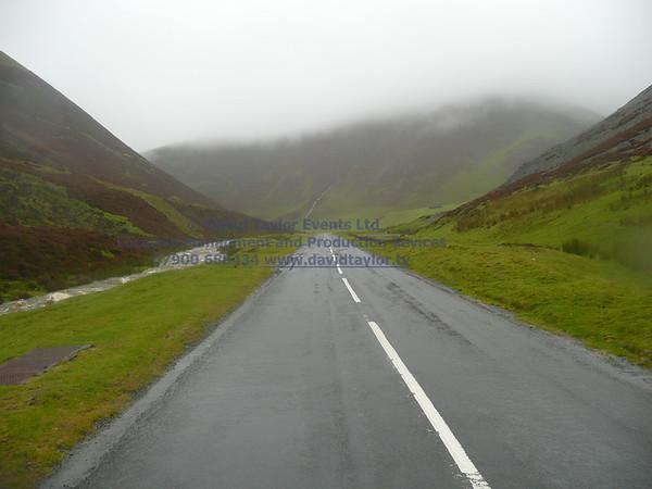 Assorted Scottish Highland roads
