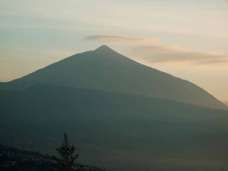 Ještě jednou Teide a lenticularis