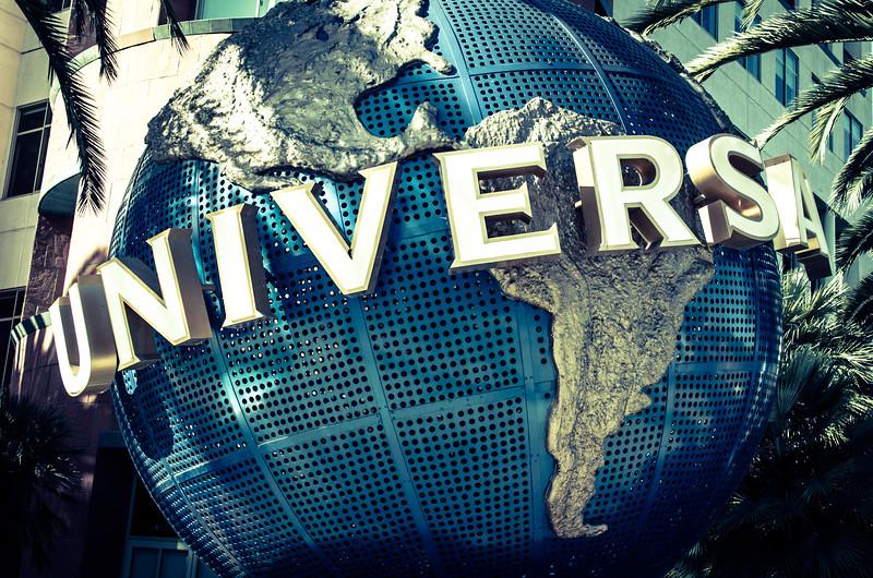 Universal Music sign