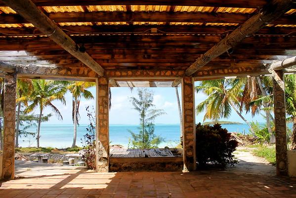 Abandoned Elbow Cay Club- Abaco Island, Bahamas