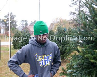 Collins Hill Eagles Baseball Christmas