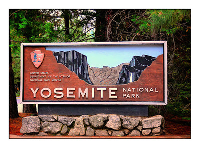 Yosemite National Park - USA - Over The Years.
