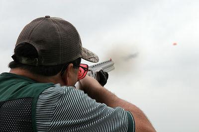 BSA Clay Pigeon Shoot